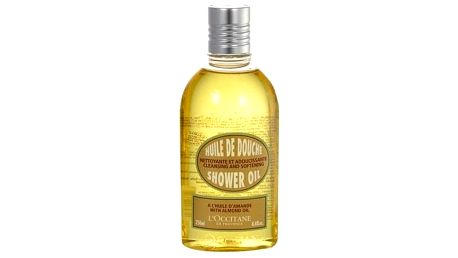 L´Occitane Amande Cleansing And Softening Shower Oil 250 ml sprchový gel pro ženy