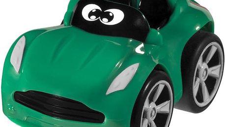 CHICCO Hračka autíčko Turbo Team Willy – zelené