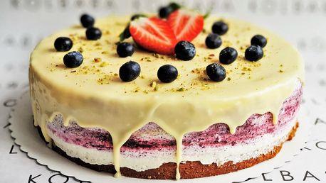 3 nejprodávanější a 2 letní dorty od Kolbaby
