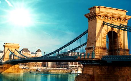 Poznávací zájezd do Budapešti: 1 noc se snídaní