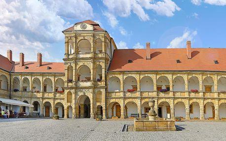3–6 dní v Moravské Třebové s polopenzí