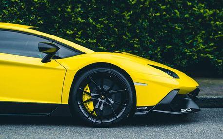 Jízda v Lamborghini Gallardo LP560
