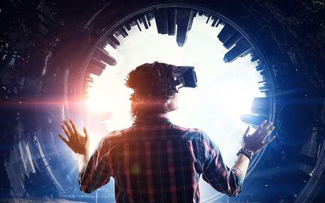 55 nebo 115 min. hraní ve virtuální realitě