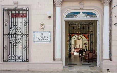 LA SEVILLANA 4* - Kuba na 9 dní, snídaně s dopravou letecky z Prahy