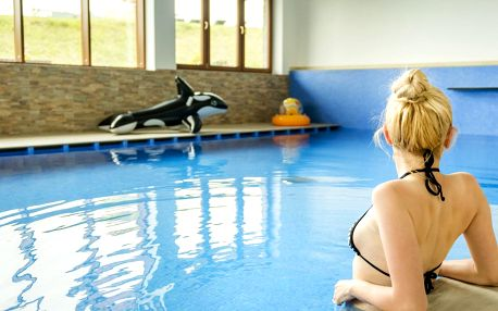 NOVINKA: Hotel Kaniówka jen 6 minut od aquaparku
