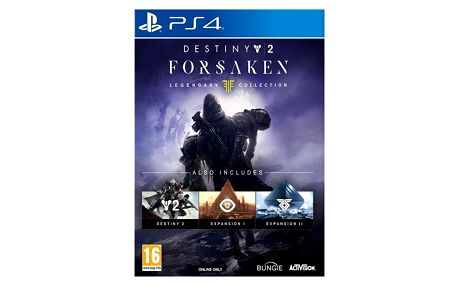 Activision PlayStation 4 Destiny 2 Forsaken Legendary Collection (CEP413514)