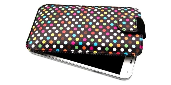 Pouzdro na mobil FIXED Soft Slim, 6XL - Rainbow Dots (FIXSOS-RAD-6XL)3