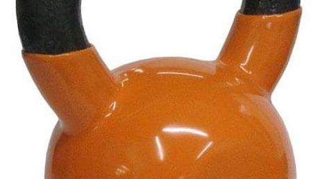 CorbySport Kettlebelll 4772 Činka vinyl 10 kg