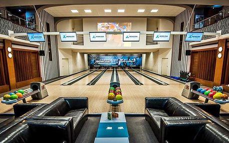 Bowling ve Strašnicích: hodina hry až pro 6 hráčů