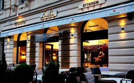 Slovensko, Komárno: Bella Restaurant & Penzion