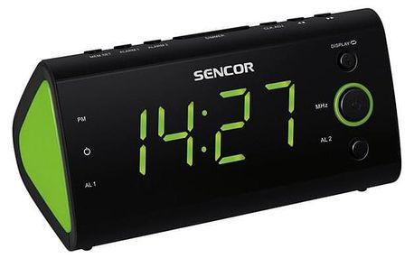 Radiobudík Sencor SRC 170 GN (35039461)