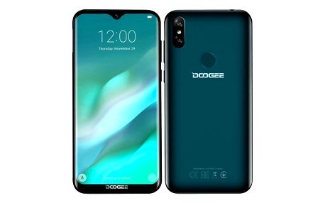 Doogee X90L zelený (DGE000389)