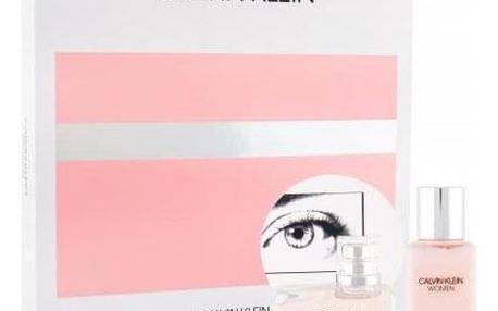 Calvin Klein Calvin Klein Women dárková kazeta pro ženy parfémovaná voda 50 ml + tělové mléko 100 ml