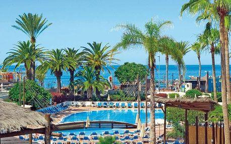 Kanárské ostrovy - Tenerife na 8 dní, polopenze s dopravou letecky z Prahy