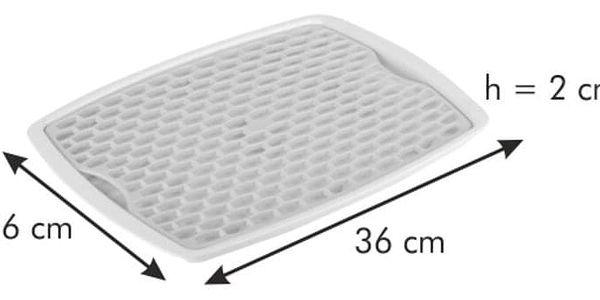 Tescoma Delícia Dekorovací podnos 36 × 26 cm2