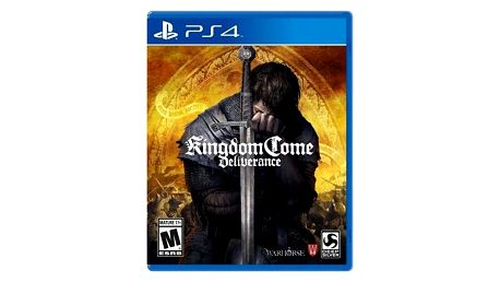 WARHORSE PS4 Kingdom Come: Deliverance (71478)
