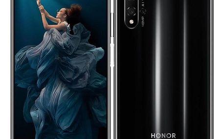 Honor 20 Dual SIM černý (51093VCM)