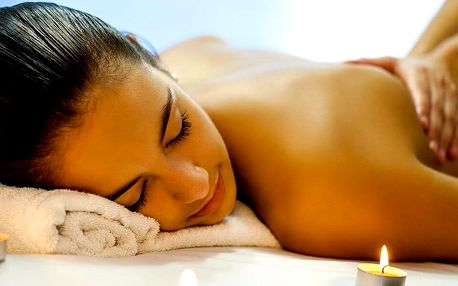 40 nebo 60min. masážní balíček pro dokonalou relaxaci