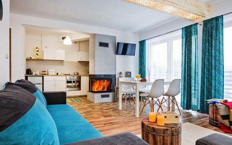 Apartmány pro partu až 10 osob v Tatrách