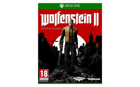 Bethesda Xbox One Wolfenstein II The New Colossus (5055856416951)