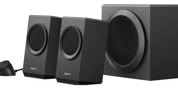 Reproduktory Logitech Z337 Bluetooth černá (980-001261)2