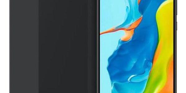 Pouzdro na mobil flipové Huawei View Cover pro P30 Lite černé (51993076)3