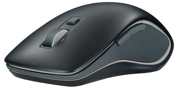 Myš Logitech Wireless Mouse M560 černá / laserová / 5 tlačítek / 1000dpi (910-003882)5