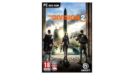 Ubisoft PC Tom Clancy's The Division 2 (USPC06345)