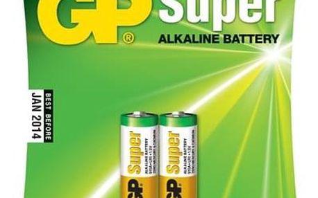 Baterie alkalická GP Super LR1, 910A, blistr 2ks (GP 910A)