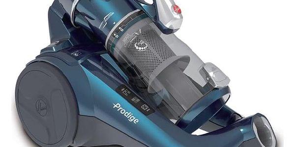 Vysavač podlahový Hoover Prodige PR60ALG 011 modrý2