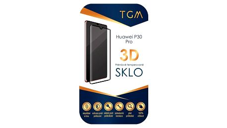 TGM 3D pro Huawei P30 Pro černé (TGM3DHUAP30PBK)