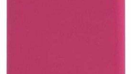 Karl Lagerfeld Silicone Case pro Apple iPhone X/Xs - fuchsiový (KLHCPXSLROG)