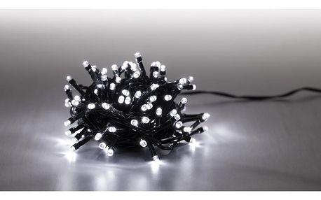 Marimex | Světelný řetěz 200 LED - studená bílá - mód | 18000072