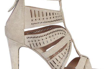 Dámské elegantní sandály Pierre Cardin