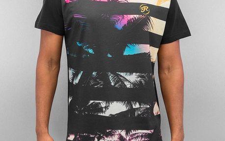 Just Rhyse / T-Shirt Beach II in black 3XL