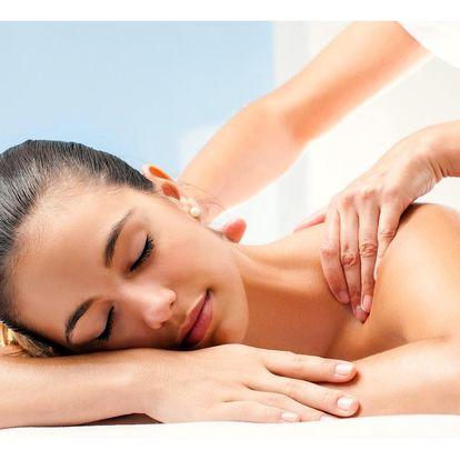 Breussova masáž pro ženy včetně zábalu zad