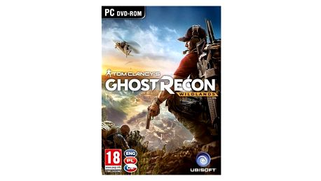 Ubisoft PC Tom Clancy's Ghost Recon: Wildlands (3307215913451)