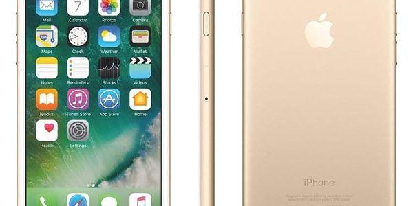 Mobilní telefon Apple iPhone 7 256 GB - Gold (MN992CN/A)4