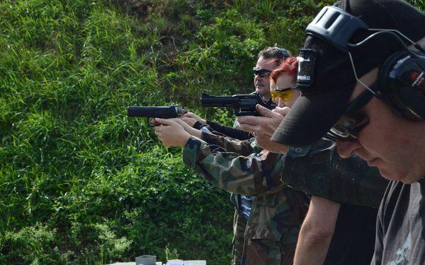 Balíček Kadet (6 zbraní s 30 náboji)5