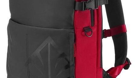 """HP OMEN Gaming Backpack pro 17"""" černý/červený (4YJ80AA#ABB)"""