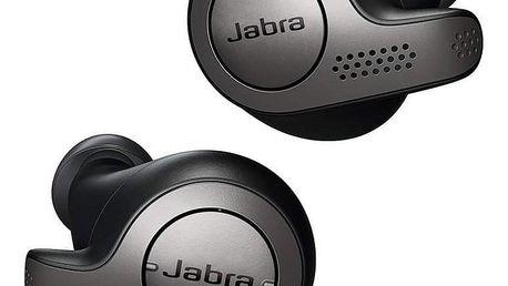 Jabra Elite 65t černá/titanium (100-99000000-60)