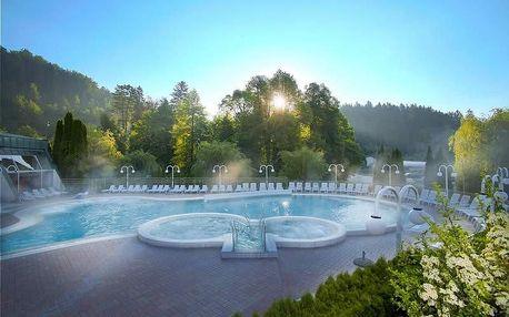 Slovinsko - Savinjské Alpy na 4 dny