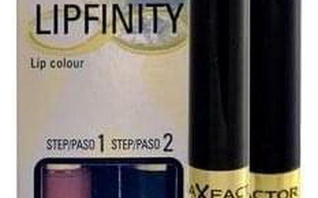 Max Factor Lipfinity Lip Colour 4,2 g tekutá rtěnka pro ženy 010 Whisper