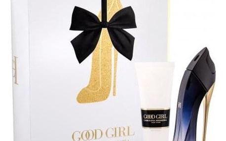 Carolina Herrera Good Girl Légère dárková kazeta pro ženy parfémovaná voda 50 ml + tělové mléko 75 ml