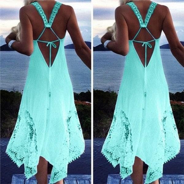 Letní šaty Bicci