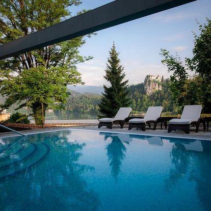 4–8denní wellness Slovinsko | Hotel Rikli Balance****+ | Polopenze nebo snídaně | Jezero Bled