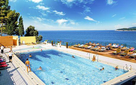 8–10denní Chorvatsko, Pula | Apartmány Horizont** 100 m od pláže | Bazén | Strava vlastní | Autobusem nebo vlastní doprava