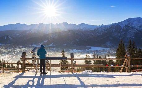 Vysoké Tatry: Hotel Nezábudka *** blízko skiareálů, s polopenzí a wellness