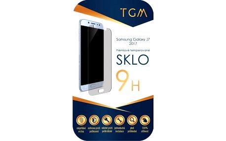 TGM pro Samsung Galaxy J7 (2017) průhledné (TGM-SM-J72017)