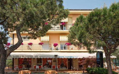 4–8denní Itálie, Lago di Garda | Hotel Azzurra*** | Parkoviště zdarma | Polopenze | Vlastní doprava